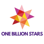 One Billion Stars. Using the power of star weaving to build connected, resilient violence free communities.